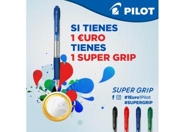 PILOT SUPERGRIP A UN PRECIO ES