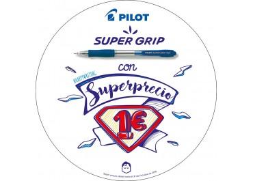 SUPERGRIP con un SUPERPRECIO.