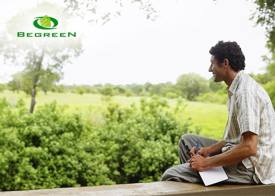 Escribe por el medio ambiente con Begreen de Pilot